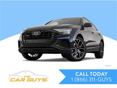 2021 Audi Q8 lease in Staten Island,NY - Swapalease.com