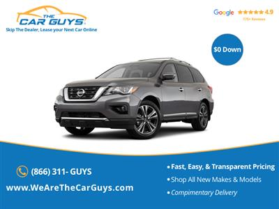 2019 Nissan Pathfinder lease in Staten Island,NY - Swapalease.com