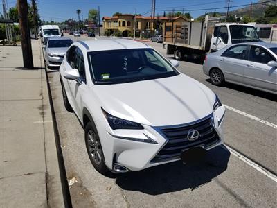 2017 Lexus NX 200t lease in tujunga,CA - Swapalease.com
