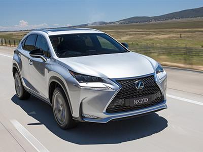 2017 Lexus NX Turbo F Sport lease in Round Lake,IL - Swapalease.com