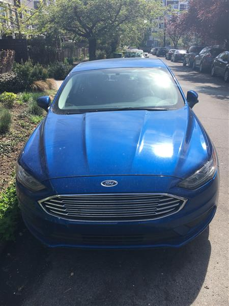 2017 Ford Fusion Lease Transfer In Seattle Wa
