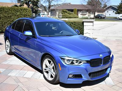 2016 BMW 3 Series lease in Norridge,IL - Swapalease.com