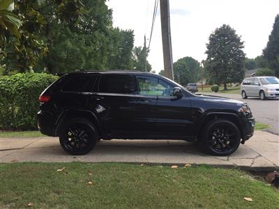 2017 Jeep Grand Cherokee lease in LOUISVILLE,KY - Swapalease.com