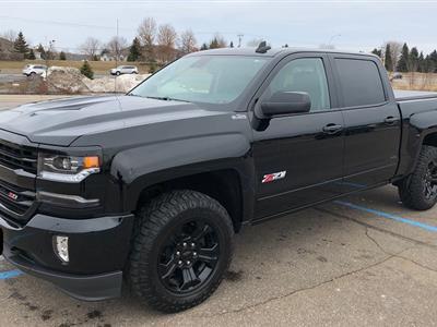 2016 Chevrolet Silverado 1500 lease in Woodbury,MN - Swapalease.com