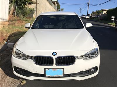 2017 BMW 3 Series lease in Pearl City,HI - Swapalease.com