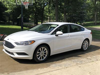 2017 Ford Fusion lease in Shelby Township,MI - Swapalease.com
