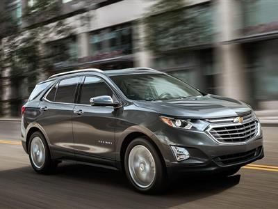 2018 Chevrolet Equinox lease in Kew Gardens ,NY - Swapalease.com