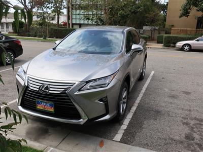 2018 Lexus RX 350 lease in Santa Monica,CA - Swapalease.com