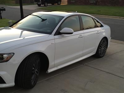 2016 Audi A6 lease in Maumelle,AR - Swapalease.com