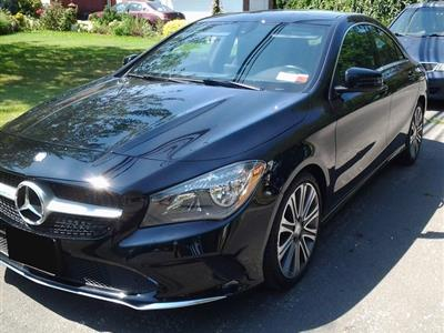 2017 Mercedes-Benz CLA Coupe lease in West Babylon,NY - Swapalease.com