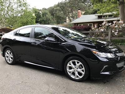 2017 Chevrolet Volt lease in OAKLAND ,CA - Swapalease.com