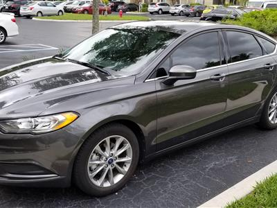 2017 Ford Fusion lease in Coral Springs,FL - Swapalease.com