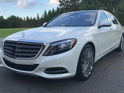 2016 Mercedes-Benz S-Class Maybach lease in Suffolk,VA - Swapalease.com