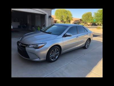 2017 Toyota Camry lease in Scottsdale,AZ - Swapalease.com