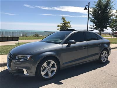 2017 Audi A3 lease in Evanston,IL - Swapalease.com