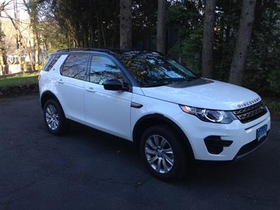 2016 Land Rover Discovery Sport lease in New Canaan,CT - Swapalease.com