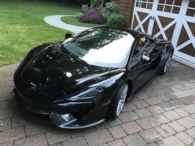 2017 McLaren 570s lease in Saddle River,NJ - Swapalease.com