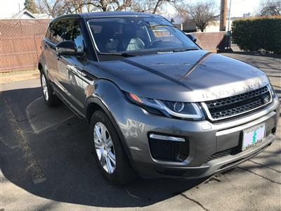 2017 Land Rover Range Rover Evoque lease in Grants Pass,OR - Swapalease.com