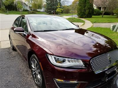 2017 Lincoln MKZ lease in Streamwood,IL - Swapalease.com
