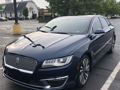 2017 Lincoln MKZ lease in Detroit,MI - Swapalease.com