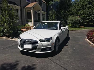 2017 Audi A4 lease in Greenwich,CT - Swapalease.com
