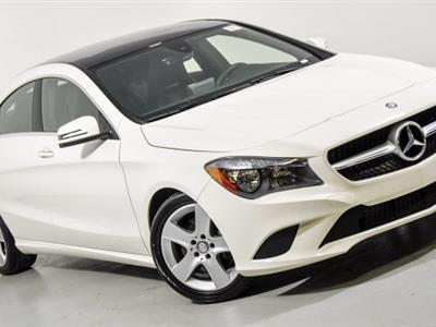 2017 Mercedes-Benz CLA Coupe lease in Philadelphia,PA - Swapalease.com