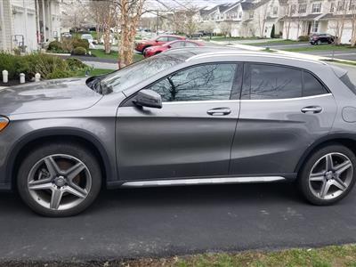 2017 Mercedes-Benz GLA SUV lease in BREINIGSVILLE,PA - Swapalease.com