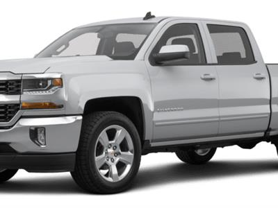 2017 Chevrolet Silverado 1500 lease in Shelby Township,MI - Swapalease.com