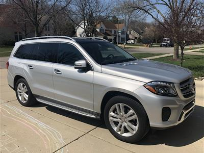 2017 Mercedes-Benz GLS-Class lease in Naperville,IL - Swapalease.com