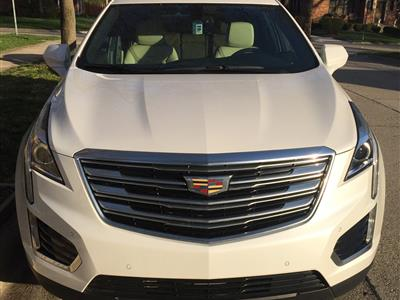 2017 Cadillac XT5 lease in Royal Oak ,MI - Swapalease.com