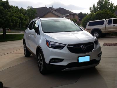 2017 Buick Encore lease in Colorado Springs,CO - Swapalease.com