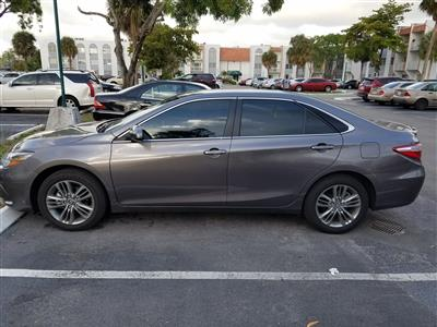 2017 Toyota Camry lease in North Lauderdale,FL - Swapalease.com