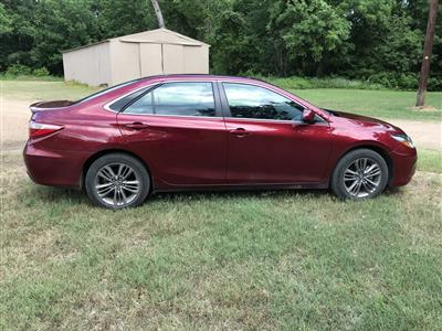 2017 Toyota Camry lease in Bryan,TX - Swapalease.com