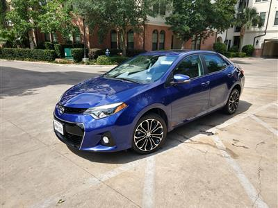 2016 Toyota Corolla lease in Houston,TX - Swapalease.com