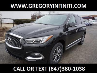 2018 Infiniti QX60 lease in Libertyville,IL - Swapalease.com