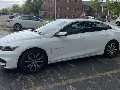 2017 Chevrolet Malibu lease in Ann Arbor,MI - Swapalease.com