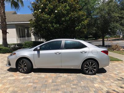 2017 Toyota Corolla lease in WINERMERE,FL - Swapalease.com