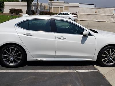 2018 Acura TLX lease in Fontana,CA - Swapalease.com