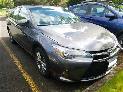 2017 Toyota Camry lease in Milwaukie,OR - Swapalease.com