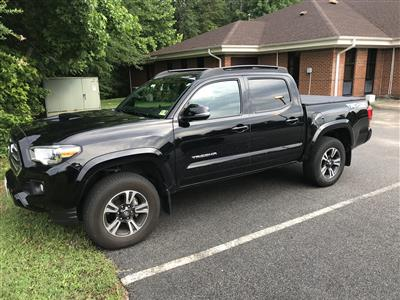 2017 Toyota Tacoma lease in Norfolk,VA - Swapalease.com