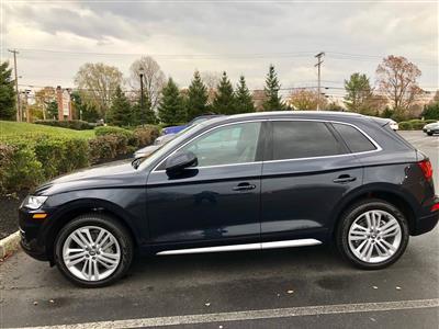2018 Audi Q5 lease in Cranbury,NJ - Swapalease.com