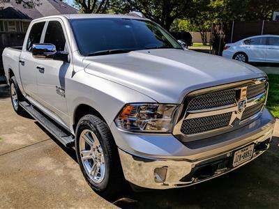 2017 Ram Ram Pickup 1500 lease in Azle,TX - Swapalease.com