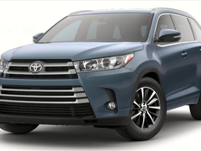 2018 Toyota Highlander lease in Yonkers,NY - Swapalease.com