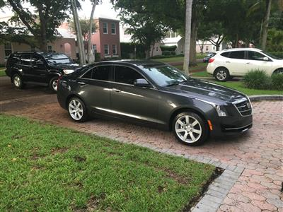 2016 Cadillac ATS lease in Miami,FL - Swapalease.com