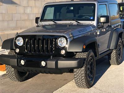 2016 Jeep Wrangler lease in Kansas City,MO - Swapalease.com