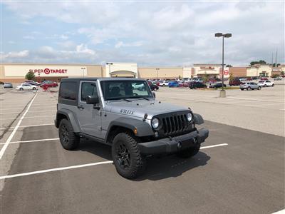 2016 Jeep Wrangler lease in Kansas City,MO - Swapalease.com