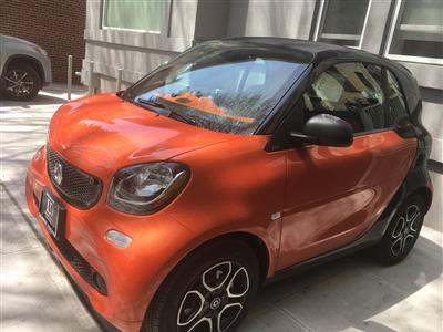 2018 smart fortwo electric drive lease in Brooklyn,NY - Swapalease.com