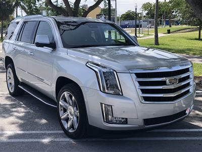 2016 Cadillac Escalade ESV lease in MIAMI,FL - Swapalease.com