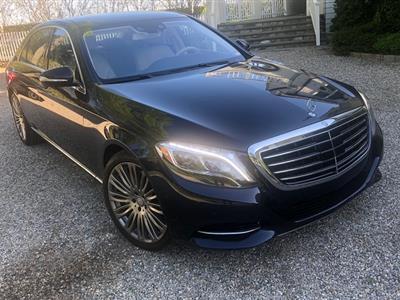 2016 Mercedes-Benz S-Class lease in Westport,CT - Swapalease.com