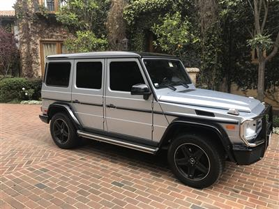2017 Mercedes-Benz G-Class lease in Woodland Hills,CA - Swapalease.com